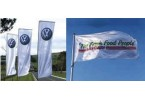 Custom printed & corporate flags